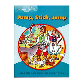 Macmillan English Explorer - Young Explorer 2: Jump Stick Jump