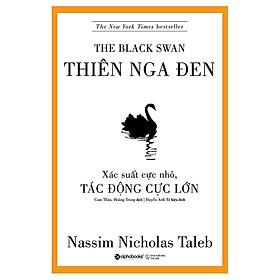 Sách - Thiên nga đen ( tái bản 2020)