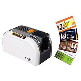 Máy in thẻ nhựa HiTi CS200e - Hàng chính hãng