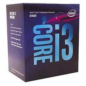 Bộ Vi Xử Lý CPU Intel Core i3-8100 (3.6GHz/6M/Coffee Lake) - Hàng Chính Hãng