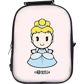 Balo Unisex In Hình Công Chúa Cinderella - BLCT726