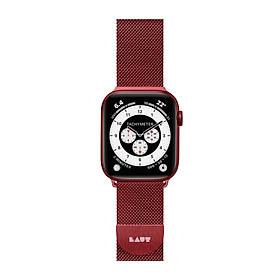 Dây Đeo Thép Lưới LAUT Steel Loop Watch Strap Cho Apple Watch Series 1/2/3/4/5 _ Hàng Chính Hãng