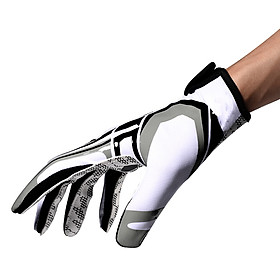 Batting Gloves Unisex Baseball Softball Batting Gloves Anti-slip Batting Gloves For Adults-1