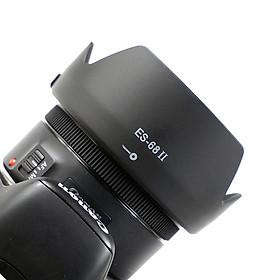 Lens hood cho ống kính Canon 50mm F1.8  (Loa che nắng ES-68 II)