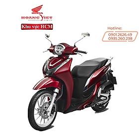 Xe Máy Honda SH Mode 125cc 2020 - Phiên bản Thời trang - Phanh CBS