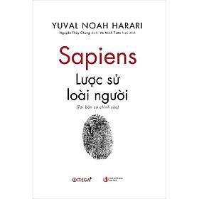 Sapiens: Lược Sử Loài Người (Tặng Kèm Bộ Bookmark TiKi Mầm Sách)