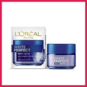 LOREAL WHITE PERFECT NIGHT CREAM