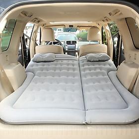 Đệm Giường Hơi Ô Tô Cao Cấp, Đệm hơi xe SUV M168 7 chỗ 175x130CM phủ 2 hàng ghế tạo giường rộng rãi