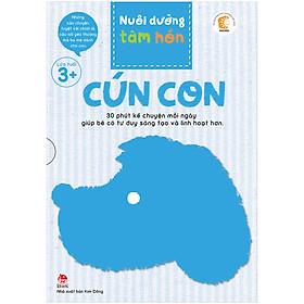 Hộp Nuôi Dưỡng Tâm Hồn - Cún Con- Hộp 6 Cuốn (Tái Bản 2020)