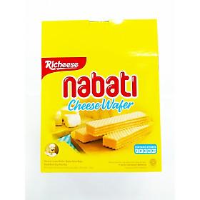 Bánh Kẹp Xốp Phô Mai Nabati 320g( Bao Bì Mới)