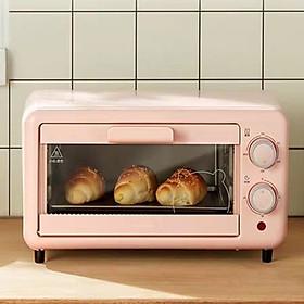 Lò nướng bánh đa năng, công suất 800w, dung tích 11L, kiểu dáng thời trang - LLS