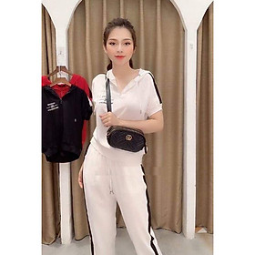 Set bộ đồ nữ cao cấp mã sản phẩm 12102020 (Giao màu ngẫu nhiên)