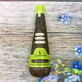 Dầu xả Macadamia Natural Oil Moisturizing Rinse dưỡng ẩm trẻ hóa tóc cao cấp Mỹ 300ml