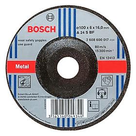 Đá Mài Bosch (100 x 6 x 16mm) - Sắt