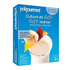 Men Làm Sữa Chua Kefir 30gr Yogourmet Kefir Starter (Freeze-Dried) (Mẫu mới)