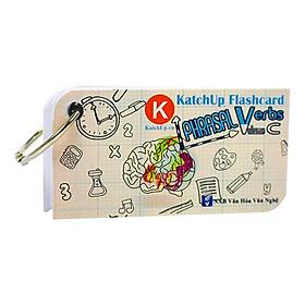 Bộ KatchUp Flashcard Tiếng Anh Phrasal Verbs - Standard