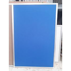 Bảng ghim nỉ xanh 60 x80 cm