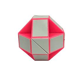 Rubik Biến Hình HS RBBH-001 - Màu Hồng
