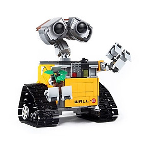 Đồ chơi Lego Lepin Mô Hình Người Máy Xe Robot WALL.E
