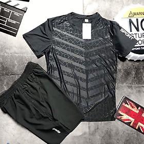 Đồ bộ thể thao nam đá bóng, chạy bộ, mặc ở nhà đi chơi cực thoáng mát, chất thun lạnh thấm hút mồ hôi tốt thời trang