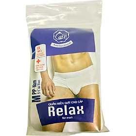 Combo 2 Quần Lót Miễn Giặt Cao Cấp PP Relax Nam