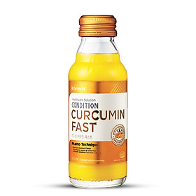 Nước tinh nghệ Nano Curcumin Condition Curcumin Fast hỗ trợ bảo vệ và tăng cường chức năng dạ dày 100ml