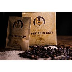 CÀ PHÊ PHIN GIẤY - HƯƠNG VỊ TỪ THIÊN NHIÊN ĐẬM CHẤT RANG MỘC MANG THƯƠNG HIỆU M&T FINE COFFEE