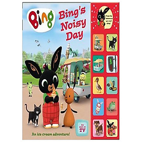 Bing — BING'S NOISY DAY: INTERACTIVE SOUND BOOK [not-US, CA]