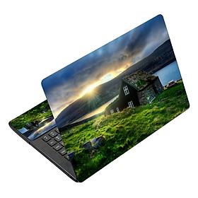 Miếng Dán Decal Dành Cho Laptop Mẫu Thiên Nhiên LTTN-06