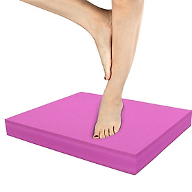 Soft Balance Pad Foam Balance Board Stability Cushion Exercise Trainer
