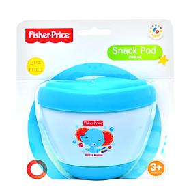 Bộ 2 Sản Phẩm Cốc đựng snack FP29 và Bình nuống nước cho bé. Thái Lan.