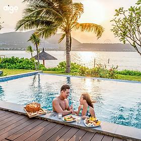 Villa Vinpearl Discovery Rockside Nha Trang 2N1Đ | Ăn 3 bữa & Vui chơi Vinwonders không giới hạn