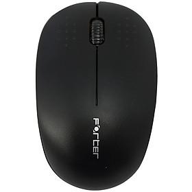 Chuột máy tính không dây Foter V181( màu đen) - Hàng Nhập Khẩu