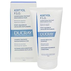 Dầu Gội Trị Gàu Mảng Kertyol Pso Shampoo Ducray 125ml - 100795826