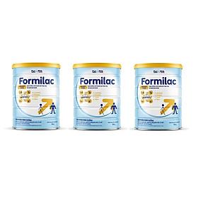 Bộ 3 Lon Sữa bột Formilac WEIGHT GAIN - 900g