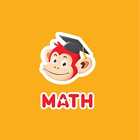 Ứng Dụng Monkey Math - Học Toán Theo Chương Trình GDPT Mới Cho Trẻ Mầm Non & Tiểu Học - Gói 12 Tháng