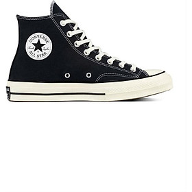 Giày Sneaker Unisex Converse Chuck Taylor All Star 1970s Black/w 2018