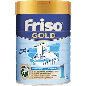 Sữa Friso Gold 1 - hàng nội địa Nga - nhập chính ngạch