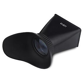 2.8X Magnifier  LCD Screen Viewfinder Eyecup Extender Hood for Canon 600D / 60D / 650D / 700D / 70D