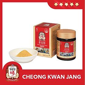 Bột Hồng Sâm KGC Powder Cheong Kwan Jang - Bột Sâm Hàn Quốc 6 Năm Tuổi (90g)