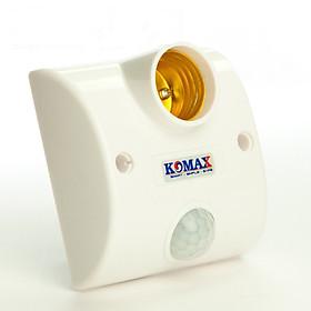 Đui Đèn Cảm Ứng cao cấp KM-S15