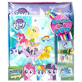 My Little Pony Book & DVD