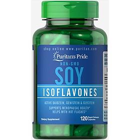 Thực phẩm chức năng bảo vệ sức khỏe Soy Isoflavones