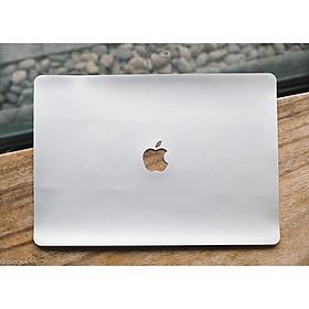 bộ dán full 5 in 1 cho macbook m1 - pro 13/2020 màu gray thương hiệu jcpal chính hãng