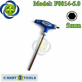 Lục giác T C-mart F0014-5.0 5.0mm