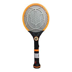 Vợt muỗi cao cấp kèm đèn pin (màu ngẫu nhiên)