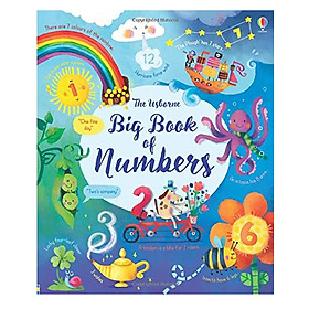 Big Books Of Numbers