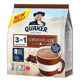 Biểu đồ lịch sử biến động giá bán Thức Uống Yến Mạch Quaker 3in1 - Vị Chocolate 420g