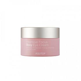 Kem dưỡng da chuyên sâu vùng mắt chiết xuất hoa hồng AQUTOP Intensive Focus Rosy Eye Cream (20 ml)