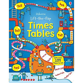 Usborne Lift-the-flap Times Tables
